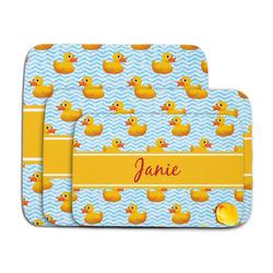 Rubber Duckie Memory Foam Bath Mat (Personalized)