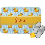 Rubber Duckie Memory Foam Bath Mat (Personalized)