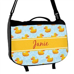 Rubber Duckie Messenger Bag (Personalized)