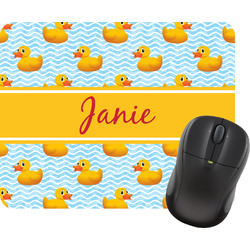 Rubber Duckie Mouse Pads (Personalized)
