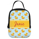 Rubber Duckie Neoprene Lunch Tote (Personalized)