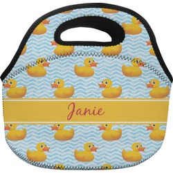 Rubber Duckie Lunch Bag (Personalized)