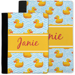 Rubber Duckie Notebook Padfolio w/ Name or Text
