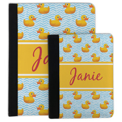 Rubber Duckie Padfolio Clipboard (Personalized)