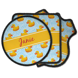 Rubber Duckie Iron on Patches (Personalized)