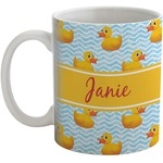 Rubber Duckie Coffee Mug (Personalized)