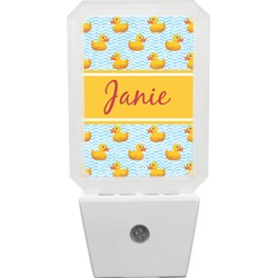 Rubber Duckie Night Light (Personalized)