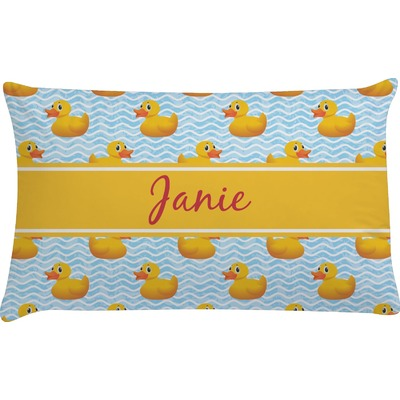 Rubber Duckie Pillow Case - Toddler (Personalized)
