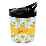 Rubber Duckie Plastic Ice Bucket (Personalized)