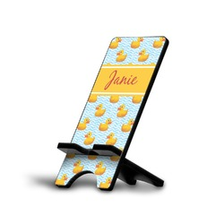 Rubber Duckie Phone Stand (Personalized)