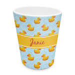 Rubber Duckie Plastic Tumbler 6oz (Personalized)