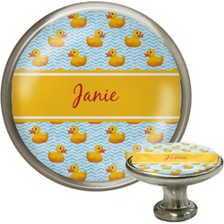 Rubber Duckie Cabinet Knobs (Personalized)