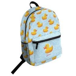 Rubber Duckie Student Backpack (Personalized)