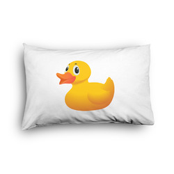 Rubber Duckie Pillow Case - Toddler - Graphic (Personalized)