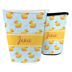 Rubber Duckie Waste Basket (Personalized)