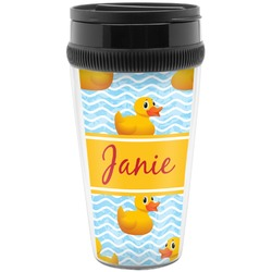 Rubber Duckie Travel Mug (Personalized)