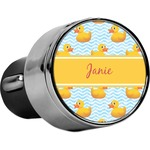 Rubber Duckie USB Car Charger (Personalized)