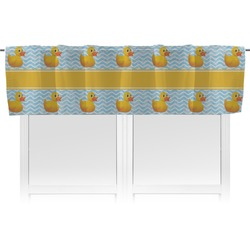Rubber Duckie Valance (Personalized)