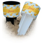 Rubber Duckie Beach Spiker Drink Holder (Personalized)