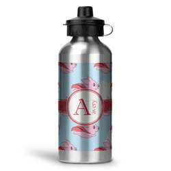 Flying Pigs Water Bottle - Aluminum - 20 oz (Personalized)