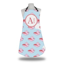 Flying Pigs Apron (Personalized)