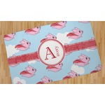 Flying Pigs Area Rug (Personalized)