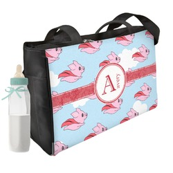 Flying Pigs Diaper Bag (Personalized)