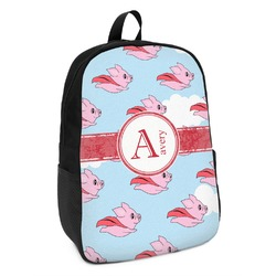 Flying Pigs Kids Backpack (Personalized)