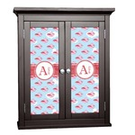 Flying Pigs Cabinet Decal - Custom Size (Personalized)