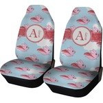 Flying Pigs Car Seat Covers (Set of Two) (Personalized)