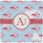 Flying Pigs Ceramic Tile Hot Pad (Personalized)