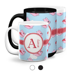 Flying Pigs Coffee Mugs (Personalized)