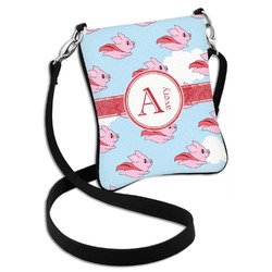 Flying Pigs Cross Body Bag - 2 Sizes (Personalized)