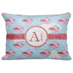 """Flying Pigs Decorative Baby Pillowcase - 16""""x12"""" (Personalized)"""