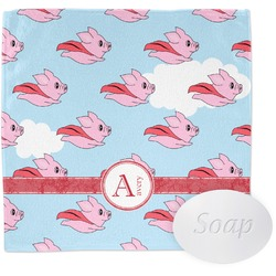 Flying Pigs Wash Cloth (Personalized)