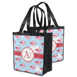 Flying Pigs Grocery Bag (Personalized)