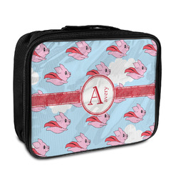 Flying Pigs Insulated Lunch Bag (Personalized)