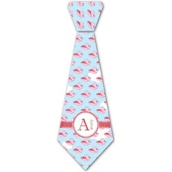 Flying Pigs Iron On Tie (Personalized)