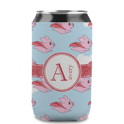 Flying Pigs Can Sleeve (12 oz) (Personalized)