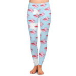 Flying Pigs Ladies Leggings (Personalized)