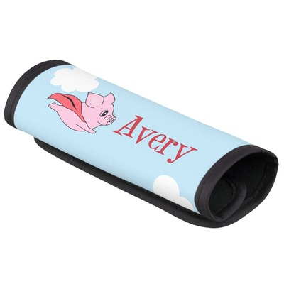 Flying Pigs Luggage Handle Cover (Personalized)