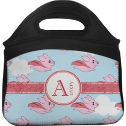 Flying Pigs Lunch Tote (Personalized)