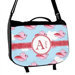 Flying Pigs Messenger Bag (Personalized)
