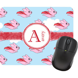 Flying Pigs Mouse Pads (Personalized)