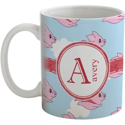 Flying Pigs Coffee Mug (Personalized)