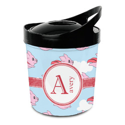Flying Pigs Plastic Ice Bucket (Personalized)