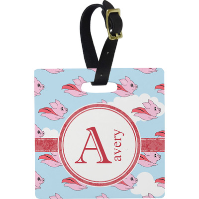 Flying Pigs Luggage Tags (Personalized)