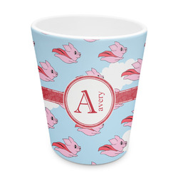 Flying Pigs Plastic Tumbler 6oz (Personalized)