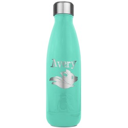 Flying Pigs RTIC Bottle - Teal (Personalized)