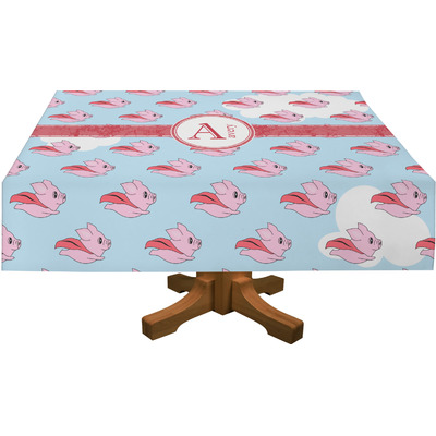 Flying Pigs Tablecloth (Personalized)